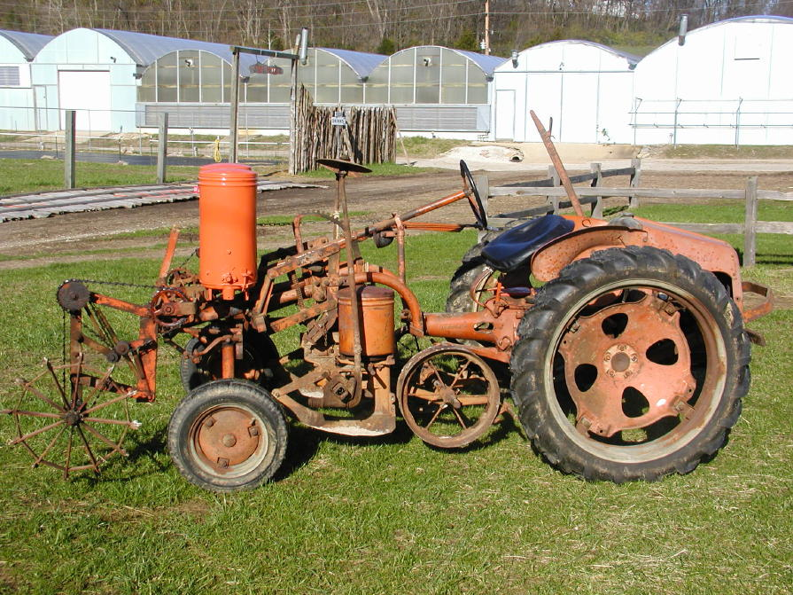 Allis Chalmers G Tractor Craigslist Autos Post